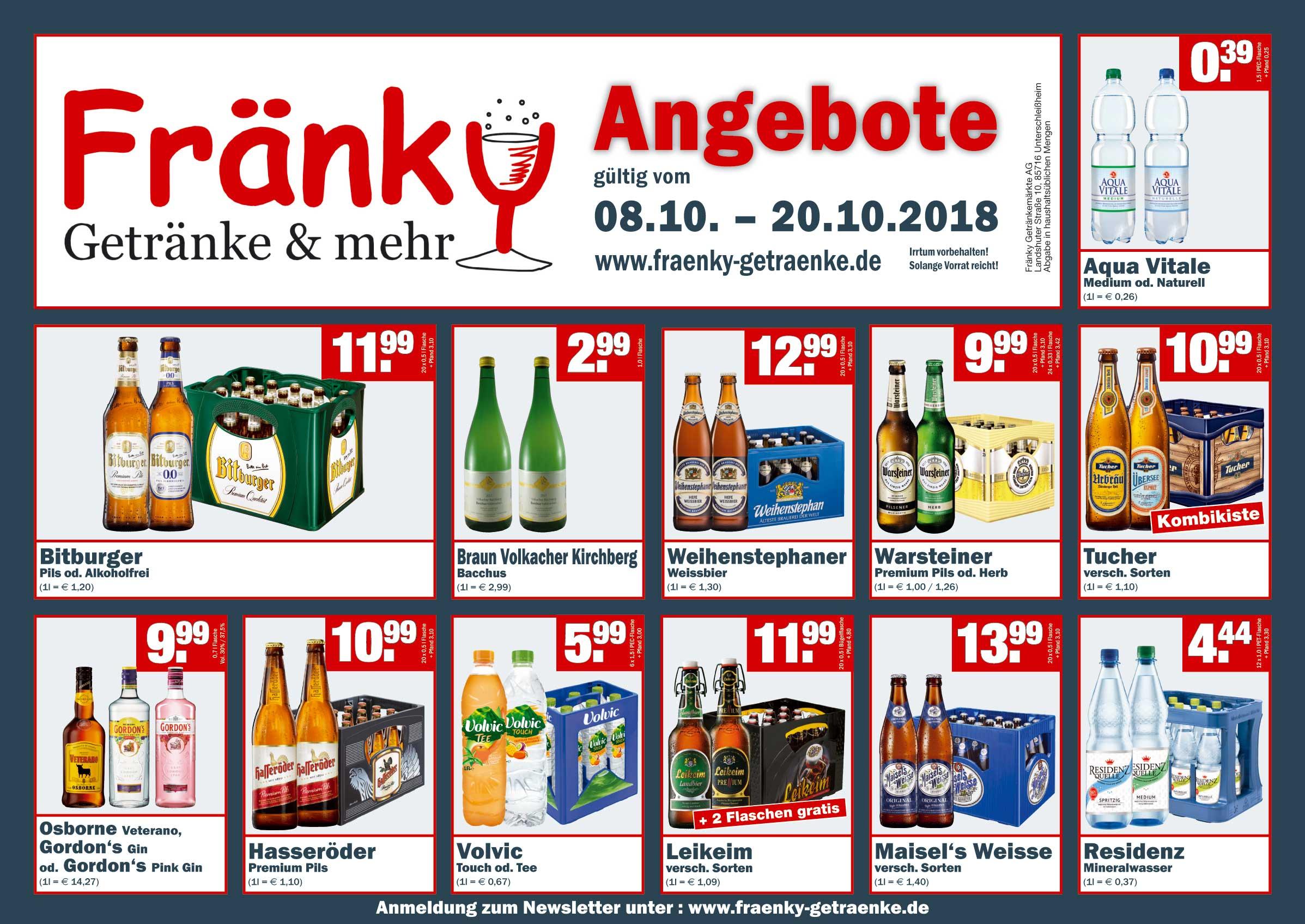Fränky Getränkemärkte